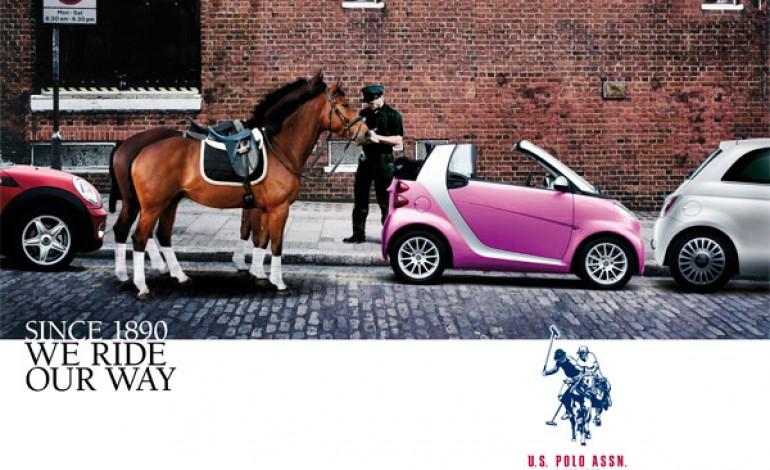 Ironia e originalità per la nuova campagna pubblicitaria di U.S. Polo Assn.