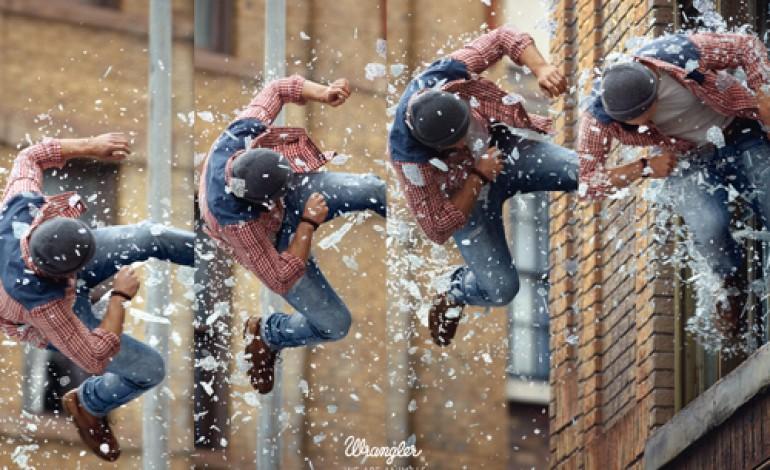 """Wrangler a tutta adrenalina con """"Stunt"""""""