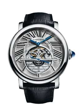 Astrorégulateur Cartier