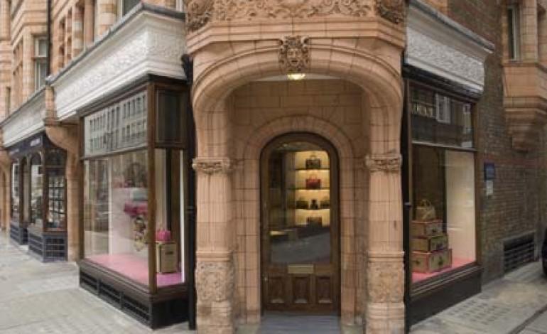 Nuova boutique londinese per Loewe
