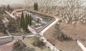 'Colle Allegro', il progetto firmato da Emanuele Svetti