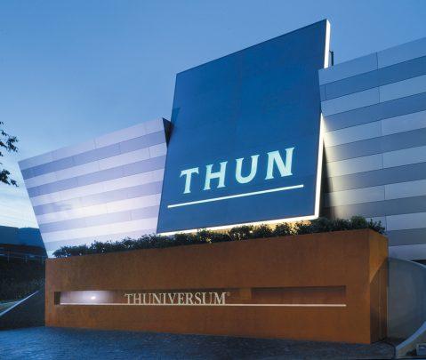 La Porcellana Bianca entra a far parte di Thun